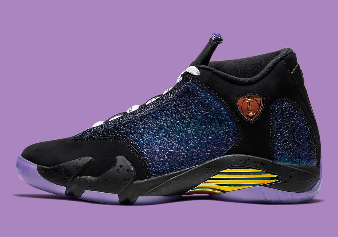 """Air Jordan 14 """"Doernbecher"""" Release Date Revealed: Official Images"""