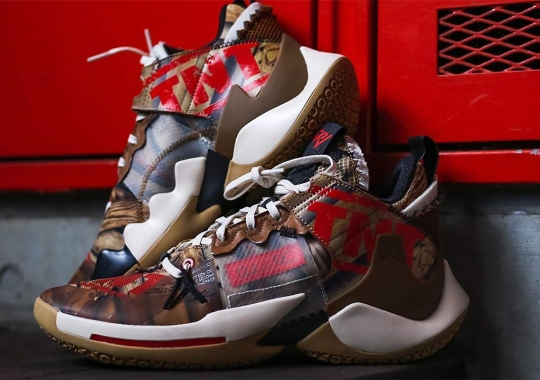 """Russell Westbrook's Jordan Why Not Zer0.2 SE """"TNT"""" Is Ready To Explode Soon"""