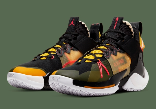 """Celebrate Russell Westbrook's Birthday With The Jordan Why Not ZER0.2 """"Scorpio"""""""