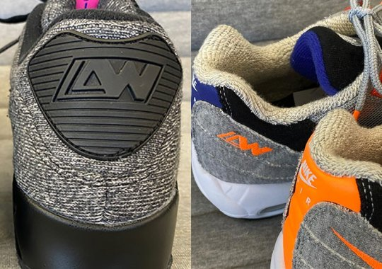 Loopwheeler And Nike Weave A Cozy Set Of Air Maxes