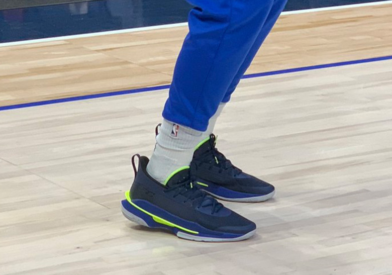 Luka Doncic Under Armour Curry 7 Signing Info Sneakernews Com