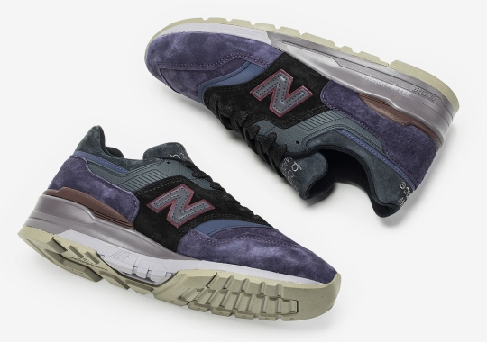 "New Balance Prepares The Made In USA 997 In ""Barf"" SB Dunk Colors"