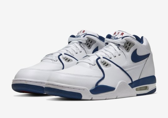 "The Nike Air Flight' 89 ""True Blue"" Is Coming Back Soon"