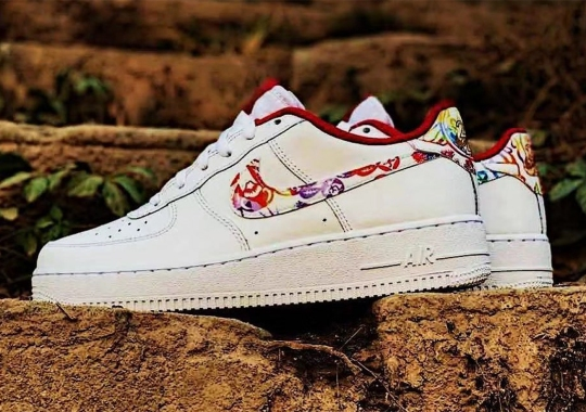 "First Look At The Nike Air Force 1 Low ""Chinese New Year 2020"""