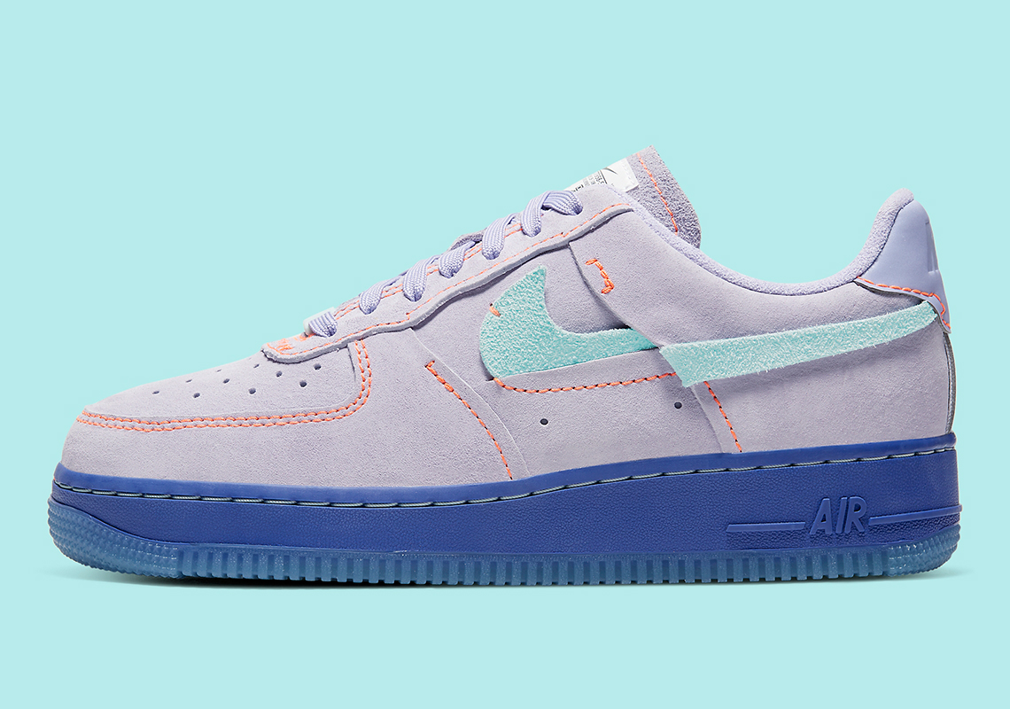 Nike Air Force 1 Low LX Purple Agate 314996 013