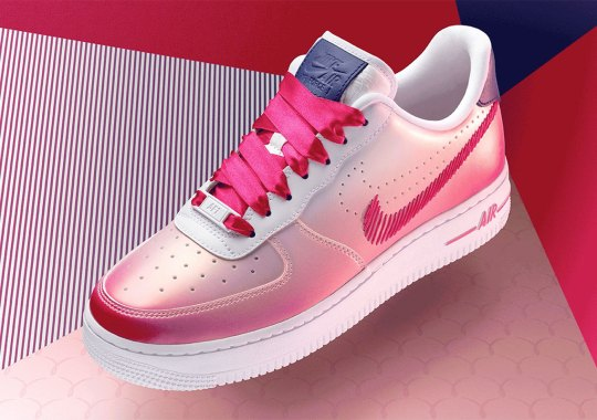 """Nike Honors Two Hoops Legends With The Air Force 1 Low """"Kay Yow"""""""