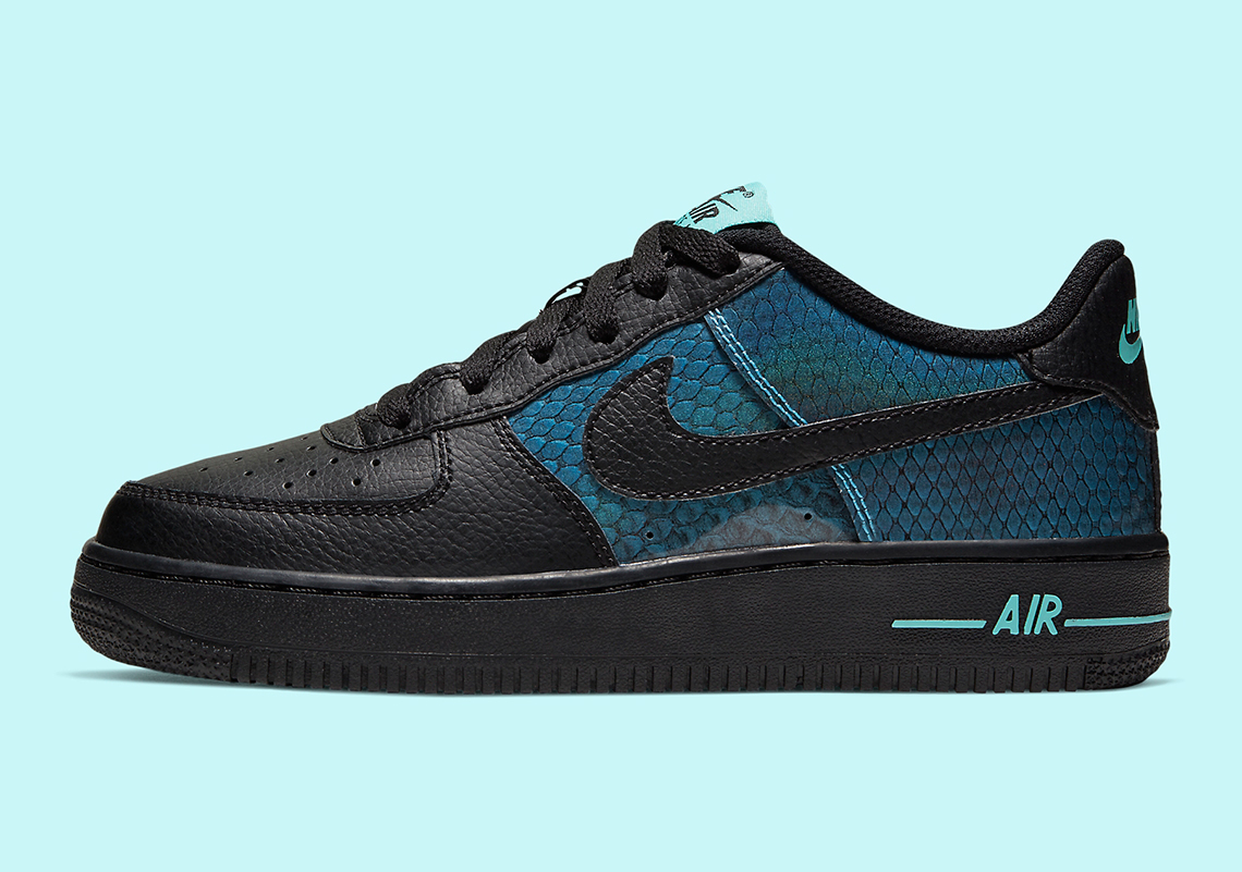 Nike Air Force 1 Low Kids CI3910 001 Release Date