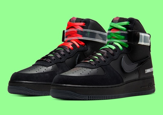 Lauren Halsey Brings Afrofuturism And Funk To A Purposeful Air Force 1 High