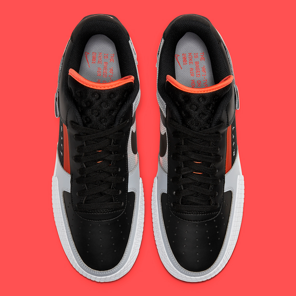 Nike Air Force 1 Type Hyper Crimson CQ2344 001 Release Info