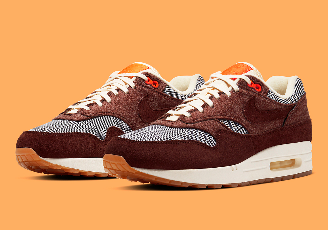 Nike Air Max 1 Houndstooth CT1207-200 Release Info | SneakerNews.com