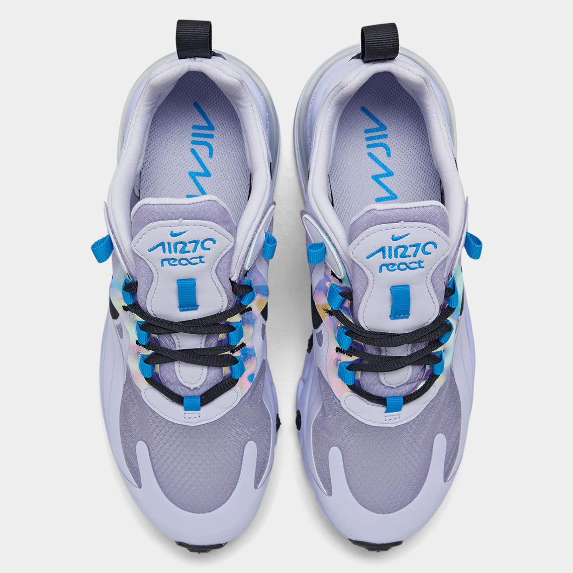 """Nike Air Max 270 React """"Amethyst Tint"""" Drops Soon: Official Images"""
