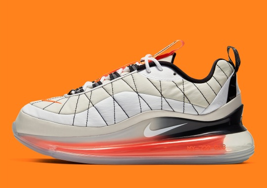 """Nike Air MX 720 818 Appears In A """"Shattered Backboard"""" Colorway"""