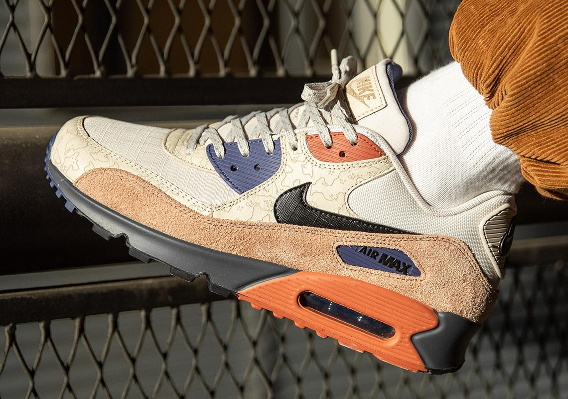Nike Air Max 90 NRG Desert Sand CI5646-001   SneakerNews.com