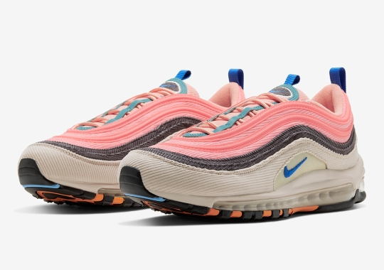 The Nike Air Max 97 Gets Dressed In Full Corduroy