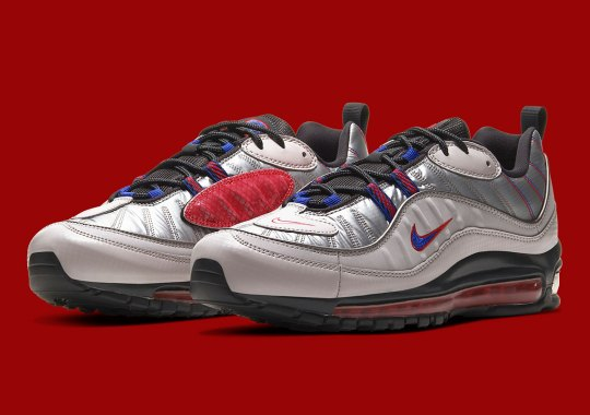 More Space Flight Themes Appear On The Nike Air Max 98 NRG