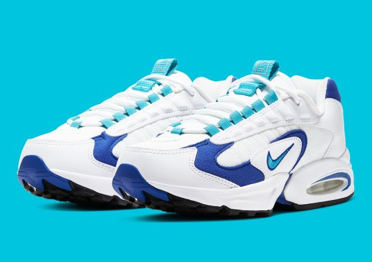 Nike Continues To Jog The Memory Of Running Fans With The Air Max Triax Retro