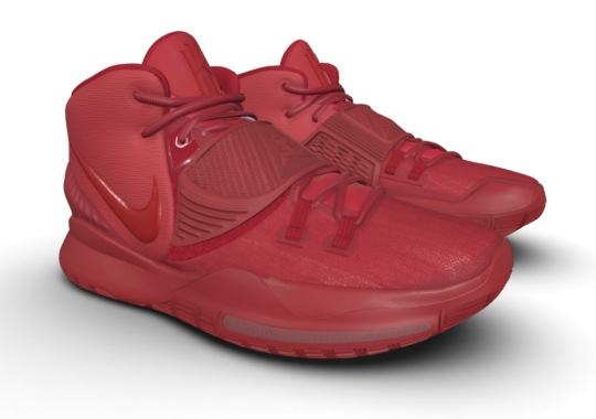 You Can (Almost) Make Every Air Yeezy 2 Colorway On The Nike By You Kyrie 6