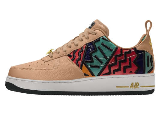 African Illustration Karabo Poppy Opens Up Artwork To The Nike By You Air Force 1