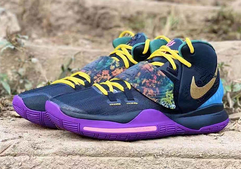Nike Kyrie 6 Chinese New Year Release Info | SneakerNews.com