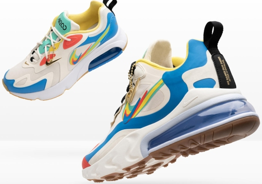 """Nike Continues Its Swoosh Pack Collection With The """"Legend Of Her"""""""