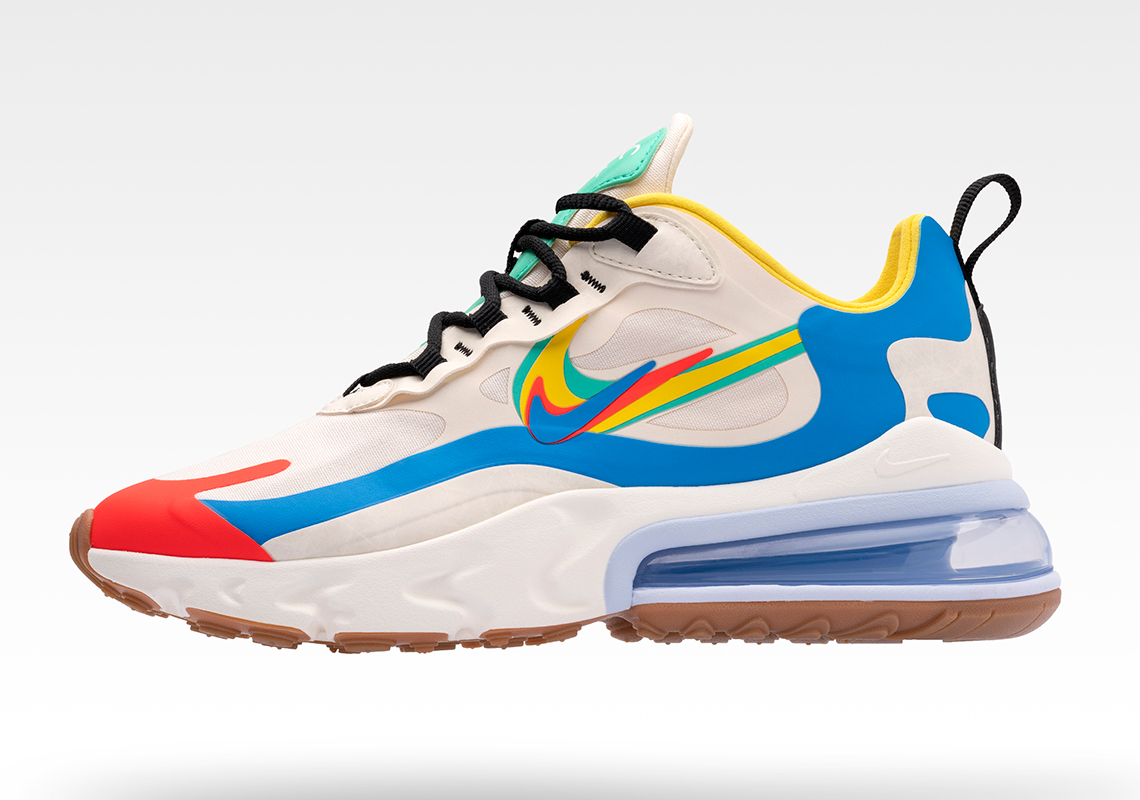 Nike Air Max 270 React 2020 Officially Unveiled: Release Details