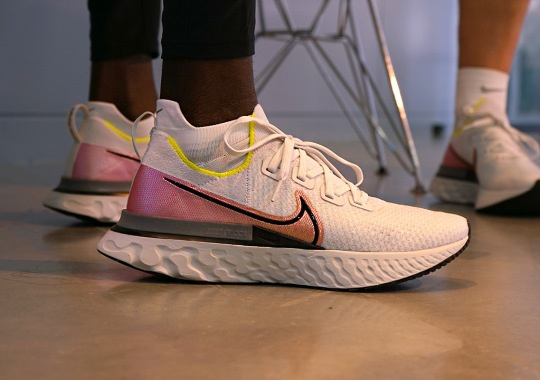 After Perfecting Cushioning, The Nike React Infinity Run Aims To Reduce Injury