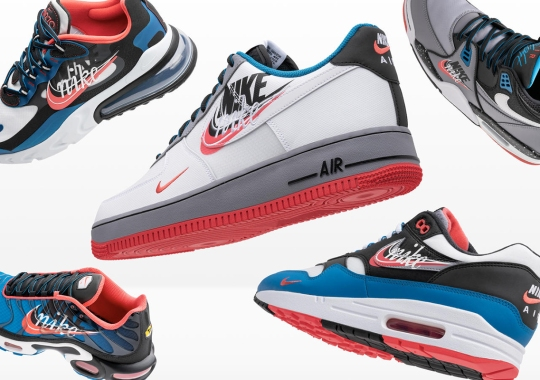 "Nike's ""Time Capsule"" Pack Revisits Retro Shoe Ads"