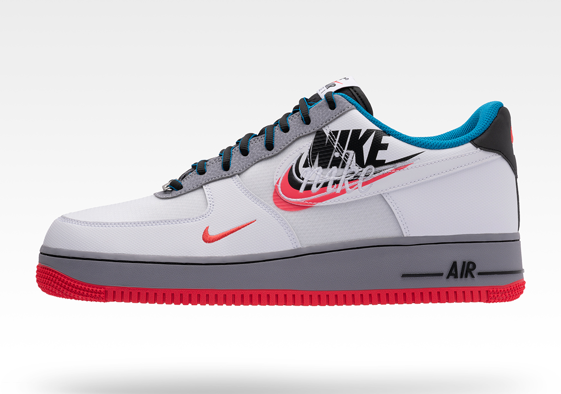 Nike Air Force 1 Time Capsule Pack Release Info Sneakernews Com