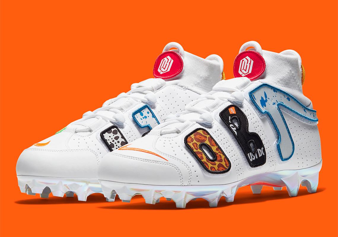 Odell Beckham Jr. Nike Vapor