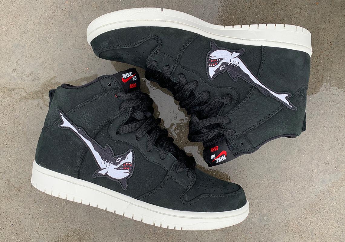 Oski Nike SB Dunk High \