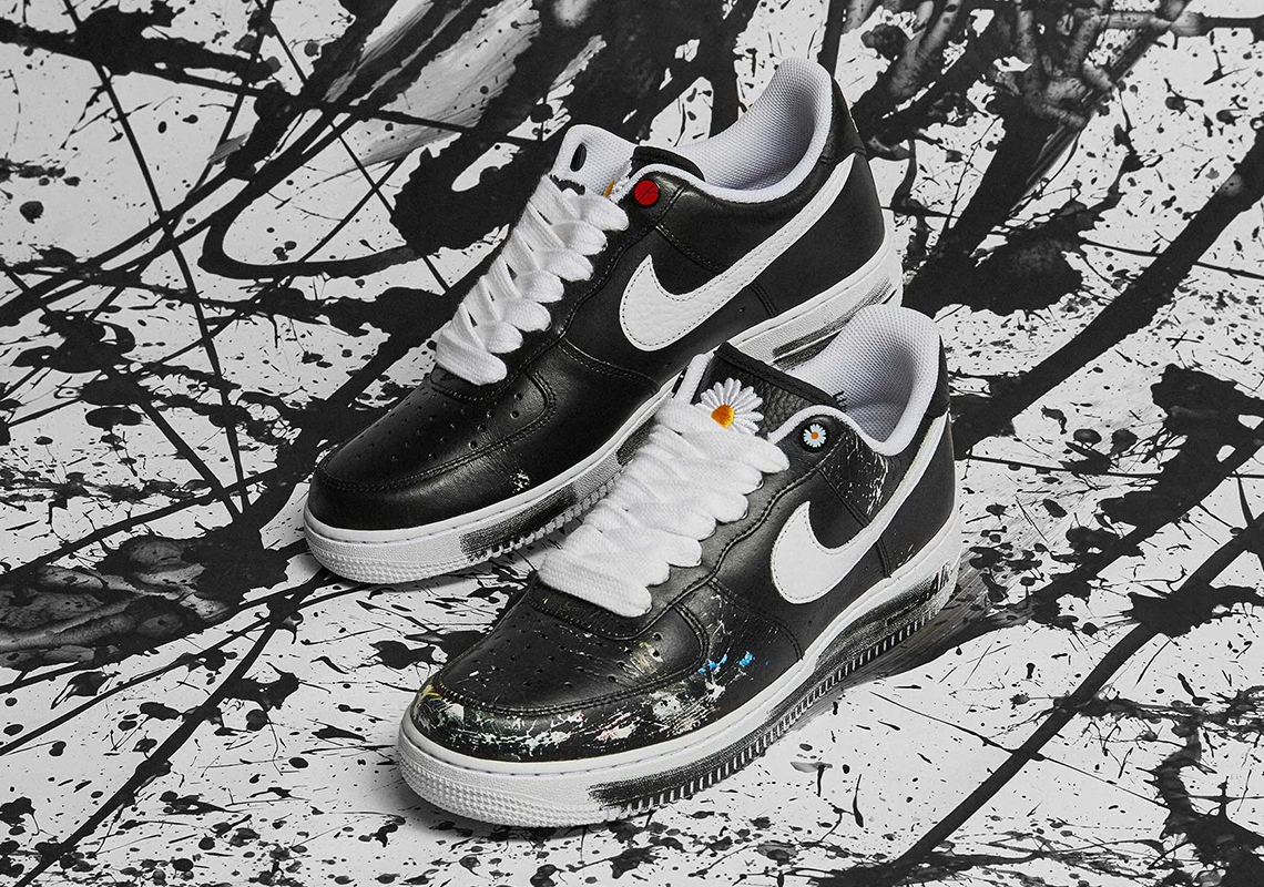 Where to Buy G Dragon's PEACEMINUSONE x Nike Air Force 1