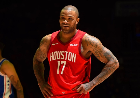 PJ Tucker Signs Multi-Year Endorsement Deal With Nike