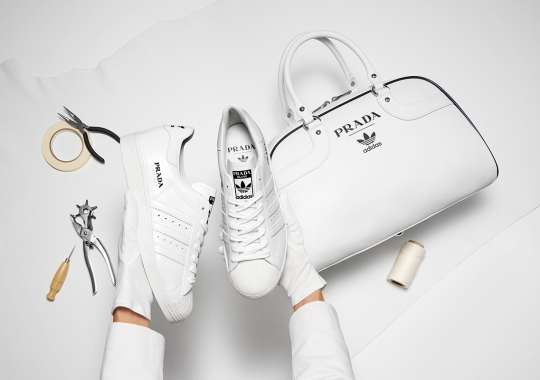Prada And adidas Honor Their Timeless Products On December 4th