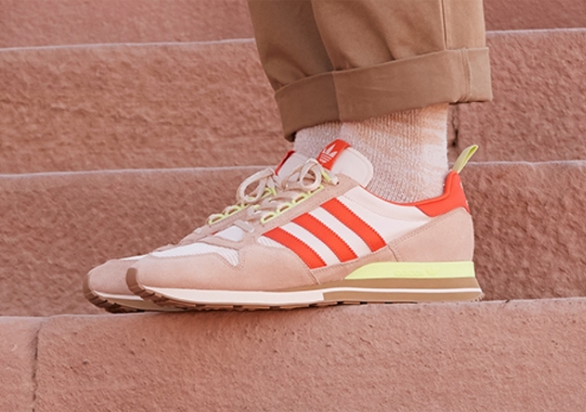 "The Size? x adidas ZX500 ""Alternate Pack"" Highlights Obscure Global Marathons"