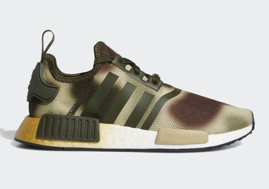 Princess Leia Adorns This Upcoming adidas NMD R1 From The Star Wars Pack