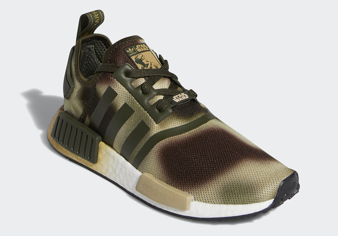 """Star Wars x Adidas NMD R1 """"Princess Leia"""" Revealed: Official Images"""
