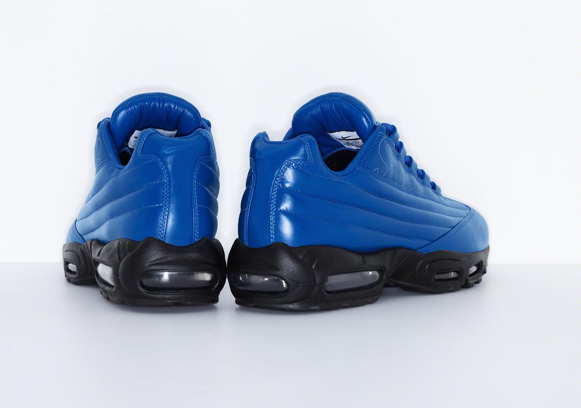 Supreme Nike Air Max 95 Lux Release Date | SneakerNews.com