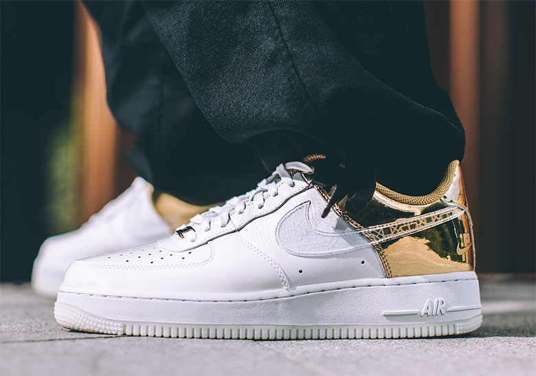 Olivia Kim Teases 'Betty Boop' Nike Air Force 1 for