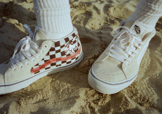 Alltimers And Vans Cook Up Two Sk8-Mid Pros