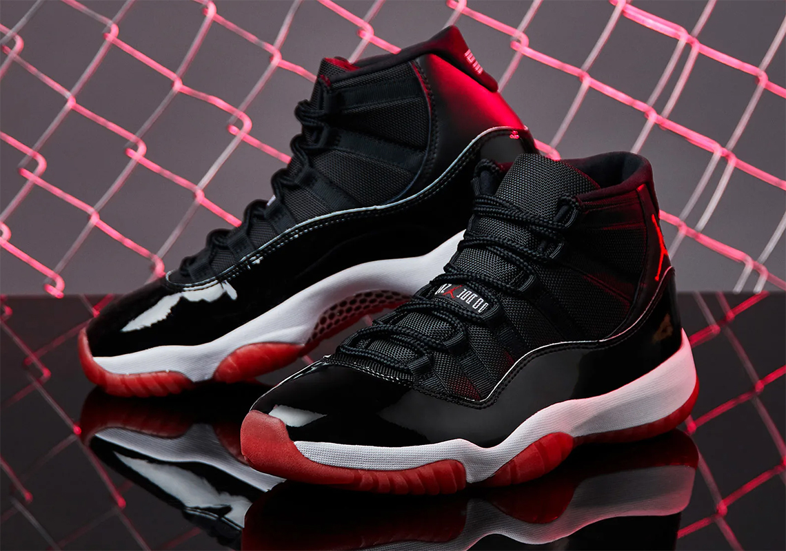 Air Jordan 11 Bred 2019 Store List Sneakernews Com