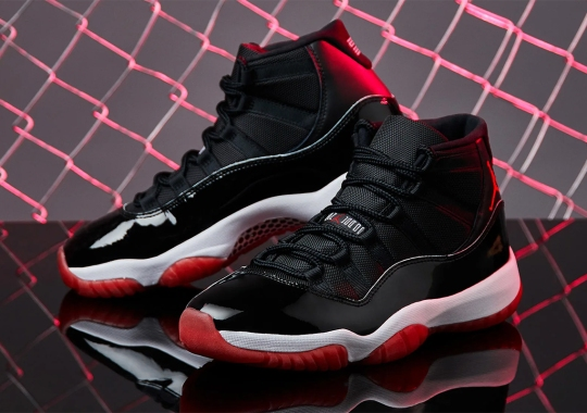 "Where To Buy The Air Jordan 11 ""Bred"""
