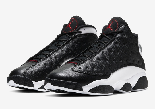 "Jordan Brand Flips The ""He Got Game"" For Upcoming Air Jordan 13"