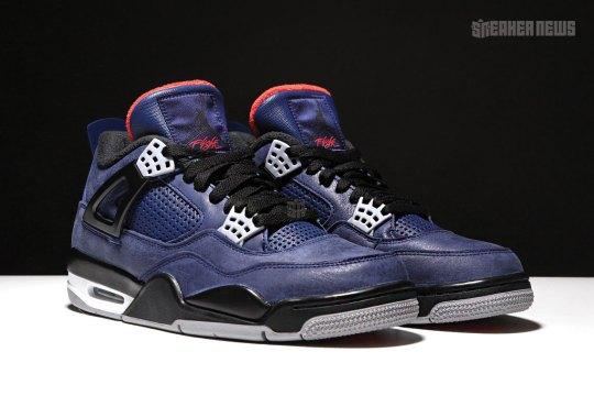 Air Jordan 4 Winter Has A New Release Date