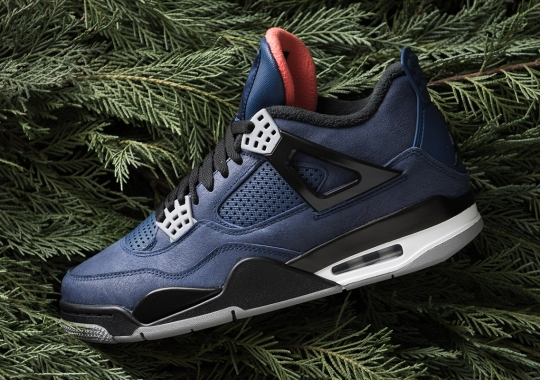 "The Air Jordan 4 ""Winter"" Releases Tomorrow"