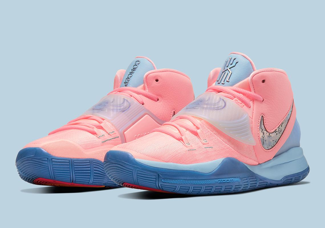 Kyrie 6 Pre Heat 'Miami' Nike CN9839