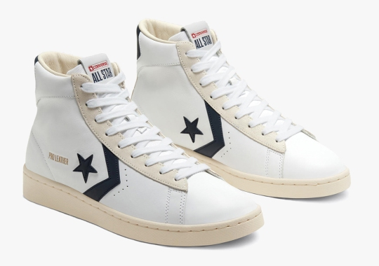 The Converse Pro Leather OG Is Headed For A Return In Both Mid And Ox