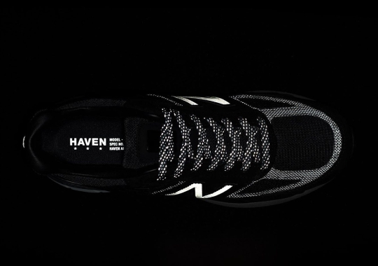 HAVEN Reveals Upcoming New Balance 990v5 With Reflective Accents