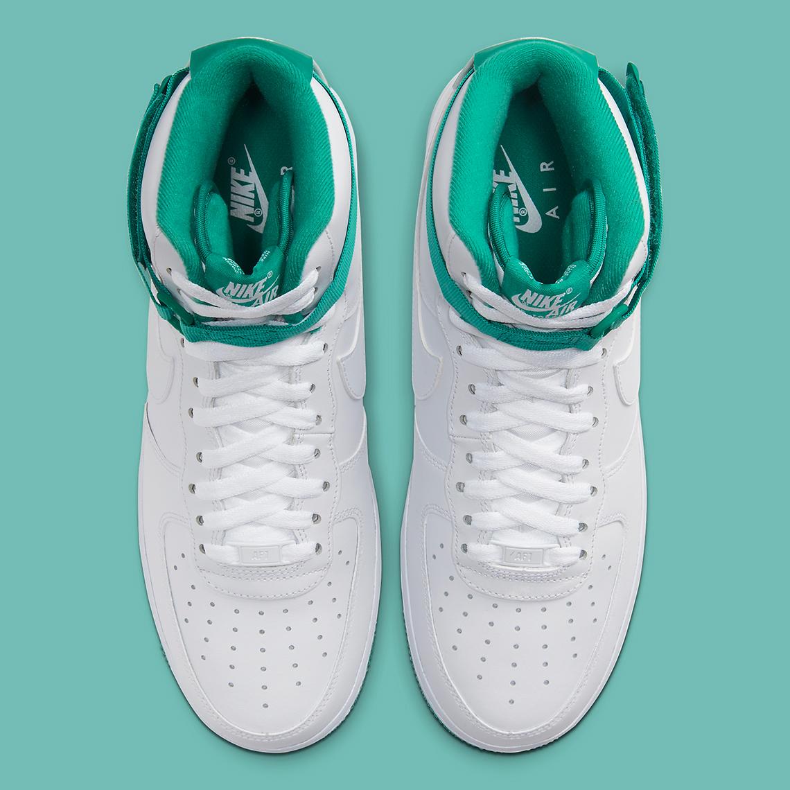 Nike Air Force 1 High Neptune Green