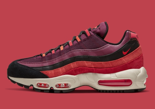 Nike Expands Its Series Of ACG Inspirations With A Winterized Air Max 95
