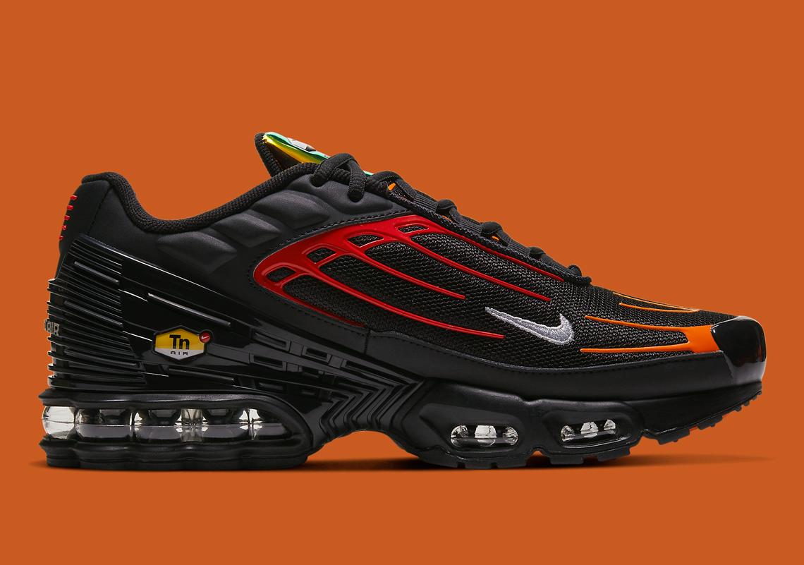 Nike Air Max Plus 3 CV1643 001 Release Info |